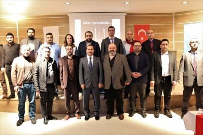 İl Sağlık Müdürlüğü tarafındanDiyabetik Ayak Bakımı ve Yara Bakımı semineri gerçekleştirildi.