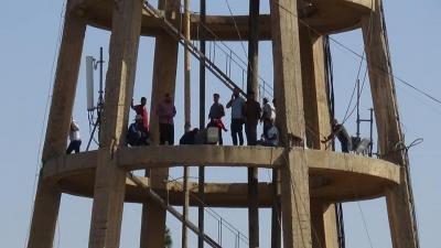 işçiler toplu intihar girişiminde bulundu.