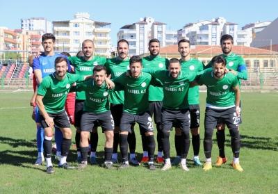 Karaköprü Belediyespor Nevşehir Belediyespor'u 1-0 mağlup etti