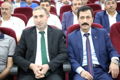 Karaköprü Belediyespor da Mustafa Aslan Dönemi