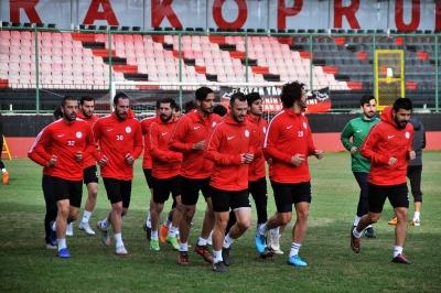 Karaköprü Belediyespor Korfez'e Bileniyor