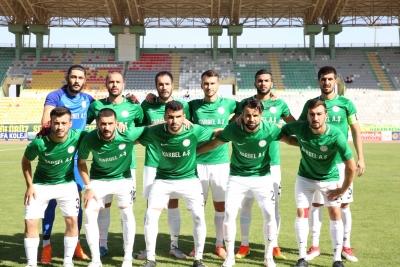 Karaköprü Belediyespor Zorlu Maçta 3 Puanı Kaptı