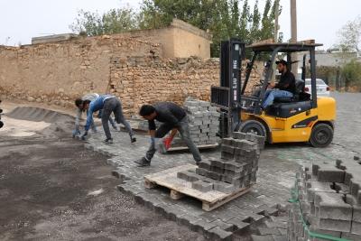 Karaköprü Kırsalı Başkan Baydilli İle Değişiyor