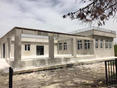 Karaköprü Kırsalına  Çok Amaçlı Salonlar Kazandırılıyor