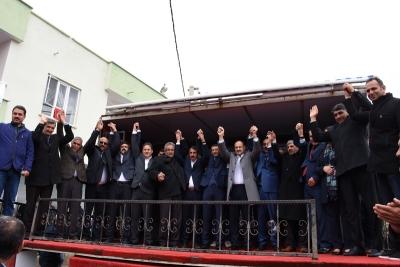 Kasım Gülpınar Ben Ne İsem Başkan Bayık'da Odur