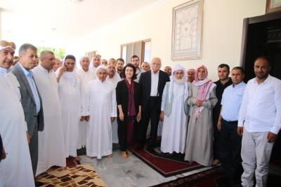 Kırsal Zemzem Gülender Açanalı Bağrına Bastı