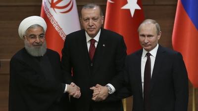 Kremlin'den Üçlü Suriye Zirvesine İlişkin Açıklama