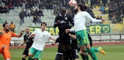 Manisaspor - Şanlıurfaspor maç sonucu: 2-0