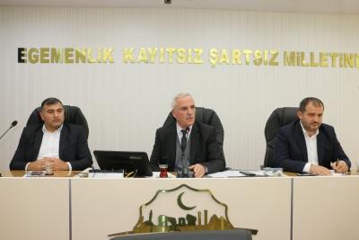 Meclis'te İhtisas Komisyonları Seçimi Yapıldı