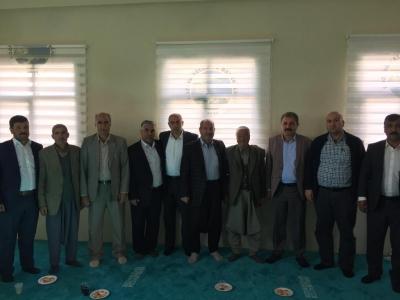 Mersavi-Acar Ve Atmani Aşiretlerin'den Aksoy'a Tam Destek