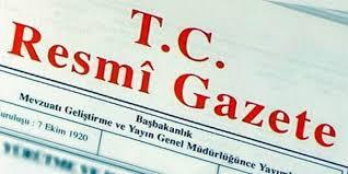 Propaganda yasaklarına ilişkin kararlar Resmi Gazete'de yayınlandı