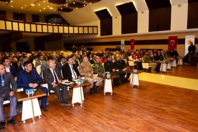 Rasulayn ve Tel Abyad ilçelerinde değerlendirme toplantısı yapıldı.