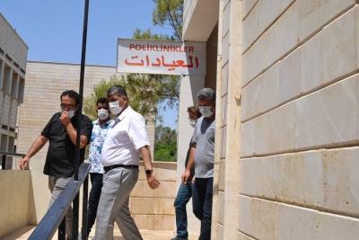 Resulayn Hastanesinde Diyaliz Merkezi Hizmete Açıldı.