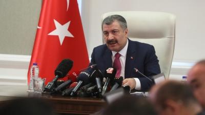 """Sağlık Bakanı: """"Türkiye'nin sağlık sistemiyle gurur duyalım"""""""