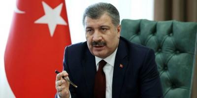 Sağlık Bakanlığı: ″Son 24 saatte 2 bin 357 yeni vaka tespit edildi″