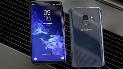 Samsung Galaxy S9 tanıtıldı!
