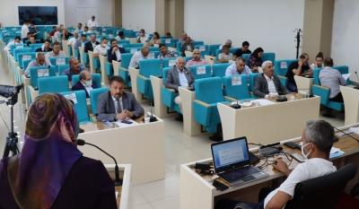 Şanlıurfa Büyükşehir Meclisi Temmuz ayı üçüncü oturumu yapıldı