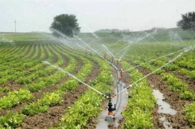 Şanlıurfa'da 110 bin  dekar tarım arazisi modern sulama sistemlerine kavuşacak