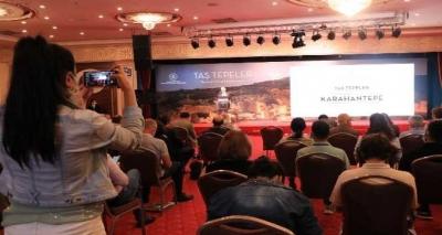 Şanlıurfa'da '2023 Dünya Neolitik Kongresi Ön Tanıtım Sempozyumu' düzenlendi..