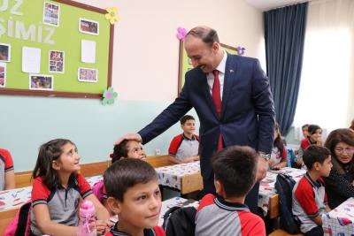 Şanlıurfa'da 800 Bin öğrenci Ders Başı Yaptı