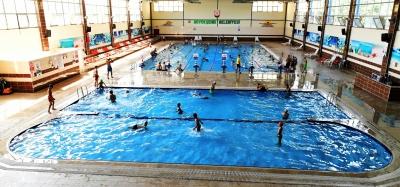 Şanlıurfa'da Havuz Sezonu Açıldı
