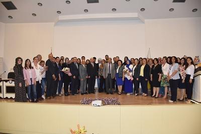 Şanlıurfa'da Hemşirelik Haftası Kutlamaları, Harran Üniversitesi'nde Yapıldı