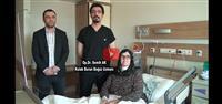 Şanlıurfa'da İlk Defa Revizyon Çift Taraflı Boyun Diseksiyonu Ameliyatı Yapıldı.