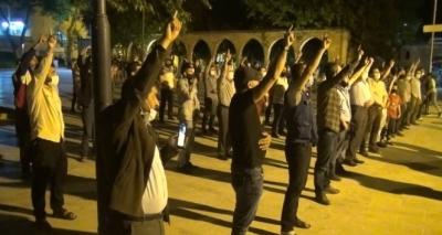 Şanlıurfa'da Mescid-i Aksa'ya saldırılar protesto edildi