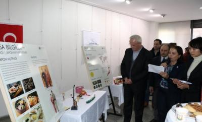 Şanlıurfa'da Japonya'yı Keşfetmek Adlı Sergi Açıldı