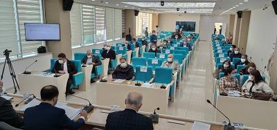 Şanlıurfa'da yılın son meclis toplantısı yapıldı
