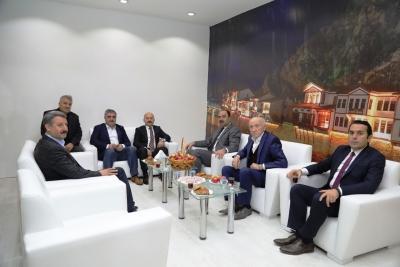Şanlıurfa'dan Travel Turkey İzmir Çıkarması