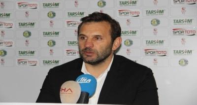 Şanlıurfaspor - Göztepe maçının ardından