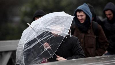 Şanlıurfa'ya uzun bir aradan sonra yağmur yağdı