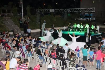 Seyrantepe'de Ramazan Etkinliği İlgi Gördü