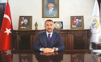 """Siverek Belediye Başkanı Yılmaz: """"Öğretmenlik kutsal bir meslektir"""""""