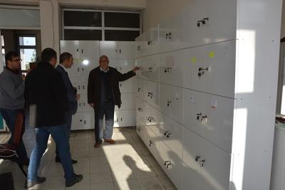 Siverek Belediyesi eğitime destek vermeye devam ediyor