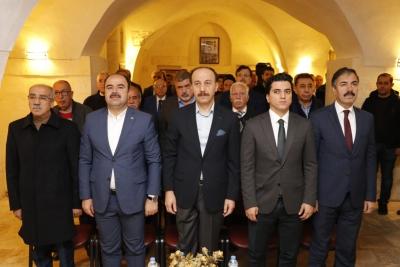 Şurkav'da Yeni Yönetim Belirlendi
