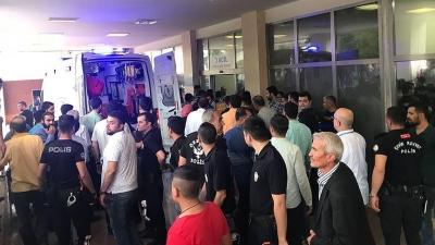 Suruç'ta AK Partililere Silahlı Saldırı: 4 ölü, 8 yaralı