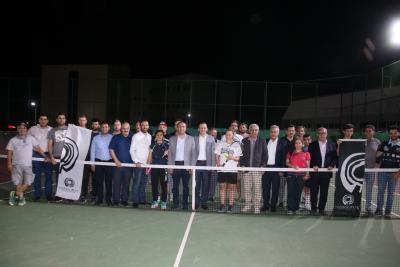 Tenis Dünyası Rallicilere Ev Sahipiliği Yaptı