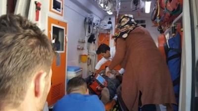 Teröristlerin açtığı ateşle yaralanan işçi hayatını kaybetti