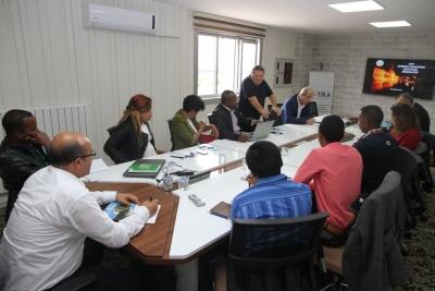 TİKA (Türk İşbirliği ve Koordinasyon Ajansı Başkanlığı) işbirliği ile eğitim...