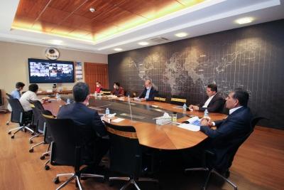 TİM Hububat Sektör Kurulu Toplandı, Hububatçılar İhracatta Rekora Koşuyor