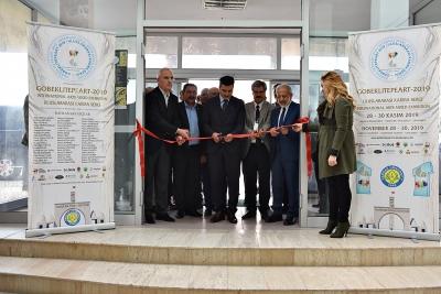 Uluslararası Göbeklitepe ve Neolitik Çağ Yerleşimleri Kongresi Harran Üniversitesi'nde gerçekleşti