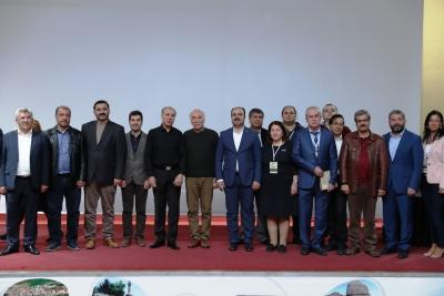 Urfa'da Müzik Sempozyumu 63 Bildiri İle Tamamlandı