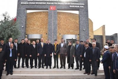 Vali Erin: Anadolu, Dünyanın En Büyük Şehitliğidir