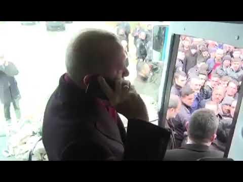 Cumhurbaşkanımızın Yeni Zellanda Devlet Başkanı ile telefon görüşmesi