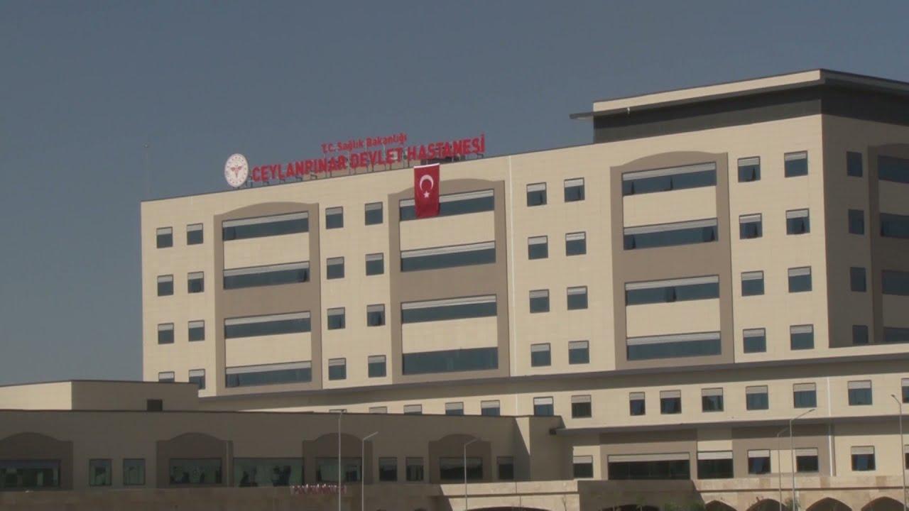Yeni 150 Yataklı Ceylanpınar Devlet Hastanesi Hizmet Vermeye Başladı.